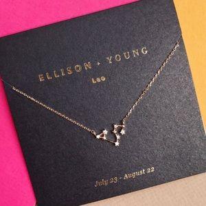 Jewelry - Leo zodiac necklace